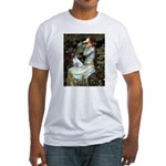 Ophelia / JRT Fitted T-Shirt