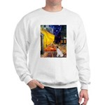Cafe / JRT Sweatshirt