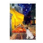 Cafe / JRT Postcards (Package of 8)