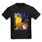 Cafe / JRT Kids Dark T-Shirt
