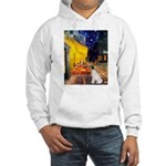 Cafe / JRT Hooded Sweatshirt