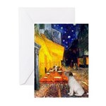 Cafe / JRT Greeting Cards (Pk of 20)