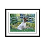 Bridge / JRT Framed Panel Print