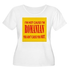 Hot Romanian T-Shirt
