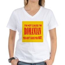 Hot Romanian Shirt