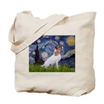 Starry / JRT Tote Bag
