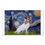 Starry / JRT Sticker (Rectangle)