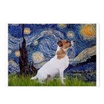 Starry / JRT Postcards (Package of 8)