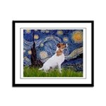 Starry / JRT Framed Panel Print