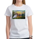 Sunset / JRT Women's T-Shirt
