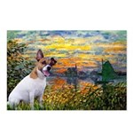 Sunset / JRT Postcards (Package of 8)