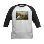 Sunset / JRT Kids Baseball Jersey