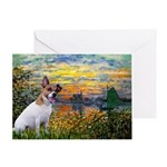 Sunset / JRT Greeting Card