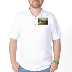 Sunset / JRT Golf Shirt