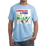 Cornelius Lives for Golf - Shirt