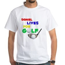 Daniel Lives for Golf - Shirt