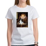 Queen/Japanese Chin Women's T-Shirt