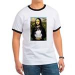 Mona Lisa/Japanese Chin Ringer T