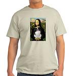 Mona Lisa/Japanese Chin Light T-Shirt