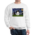 Starry/Japanese Chin Sweatshirt