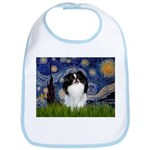 Starry/Japanese Chin Bib