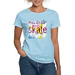SKATE Women's Light T-Shirt