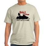 Sleds & Women Light T-Shirt