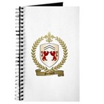 GERVAIS Family Crest Journal