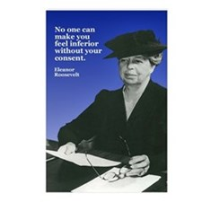 ELEANOR ROOSEVELT Postcards (Package of 8)