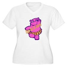 Hippo Dance Moves T-Shirt