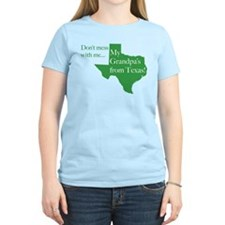 Grandpa's From Texas T-Shirt
