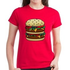 Burger Shirt! (4ladeez!)