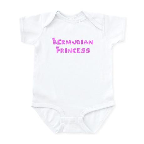 Bermudian Infant Bodysuit