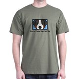 Anime Greater Swiss Mountain Dog T-Shirt