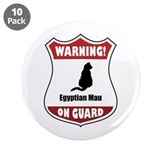 "Mau On Guard 3.5"" Button (10 pack)"