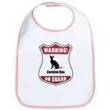 Rex On Guard Bib