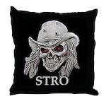 Stro Throw Pillow