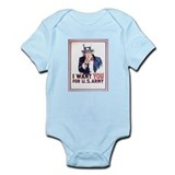 Cool Supporting Infant Bodysuit
