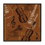 Musical Medley Tile Coaster