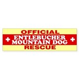 ENTLEBUCHER MOUNTAIN DOG Bumper Bumper Sticker