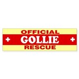 GOLLIE Bumper Bumper Sticker