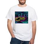 Quadtopia White T-Shirt