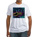 Quadtopia Fitted T-Shirt