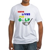 Kaiya Lives for Golf - Shirt