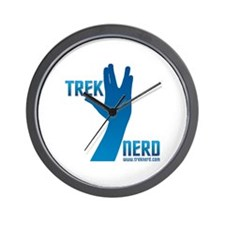 Treknerd Wall Clock