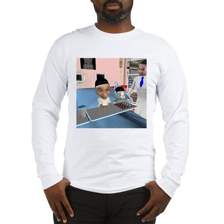 Karlo's Chemo Long Sleeve T-Shirt