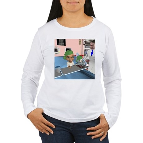 Katrina's Chemo Women's Long Sleeve T-Shirt