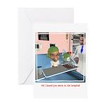 Katrina's Chemo Greeting Card