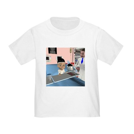 Kevin's Chemo Toddler T-Shirt