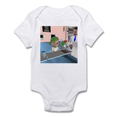 Kit's Chemo Infant Bodysuit